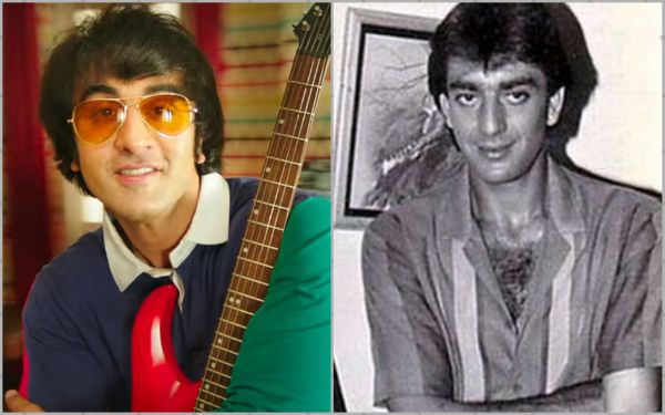 sanjay dutt sanju 22 year old