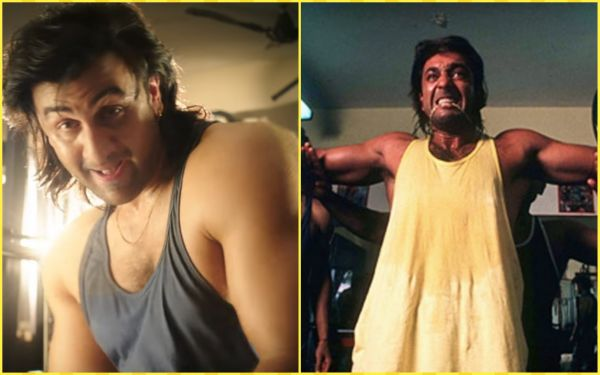 sanjay dutt sanju muscles workout