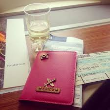 2. gifts for your bestie passport cover