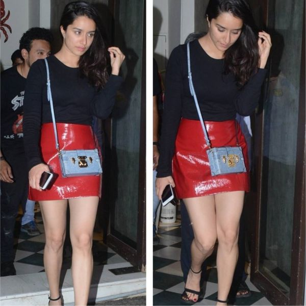 2 summer red shraddha kapoor