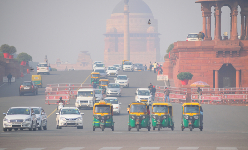 1 pollution - air pollution in delhi