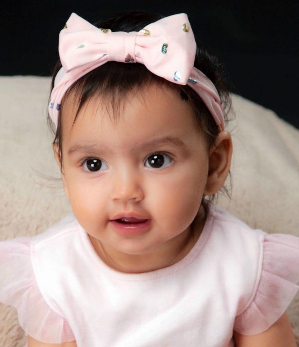 Esha Deol's daughter Radhya smiling