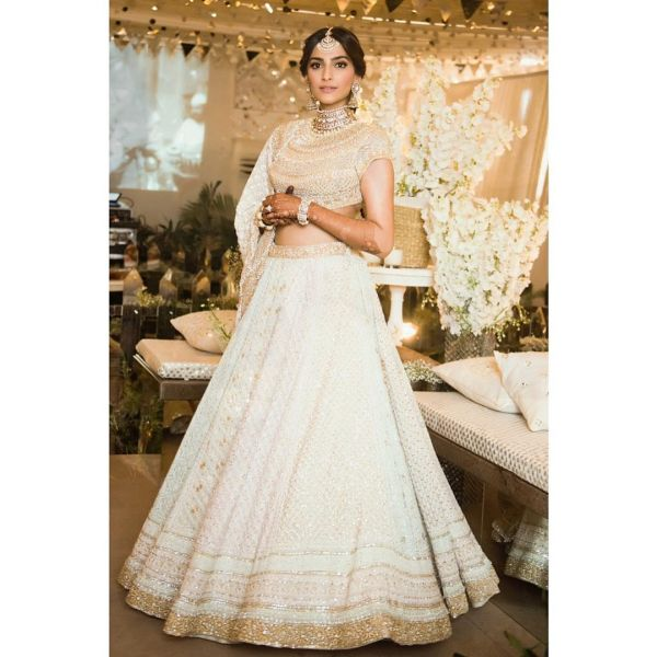 Sonam Kapoor ahuja ready for her sangeet