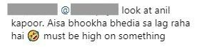 8 mean comment on sonam kapoors wedding