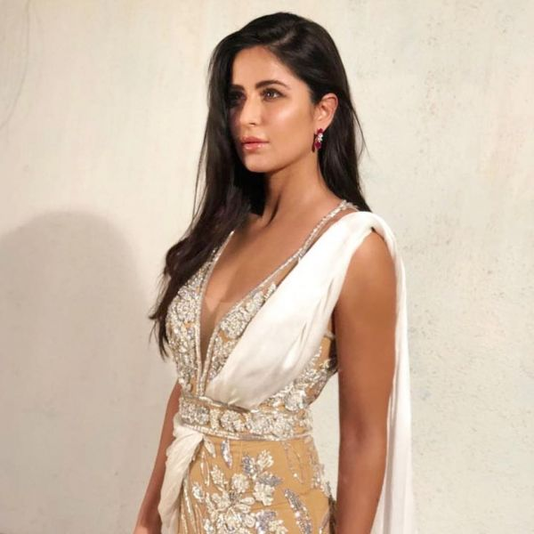 Katrina kaif at sonam kapoor's wedding