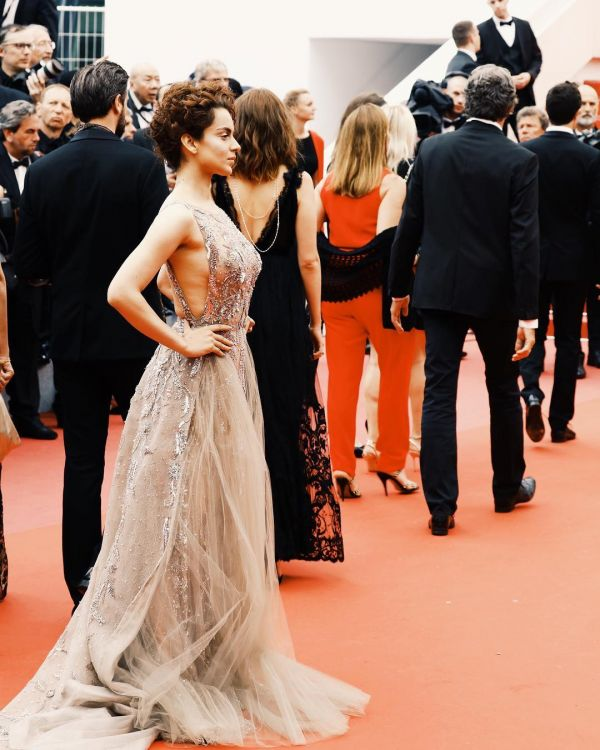 kangana ranaut at cannes film festival