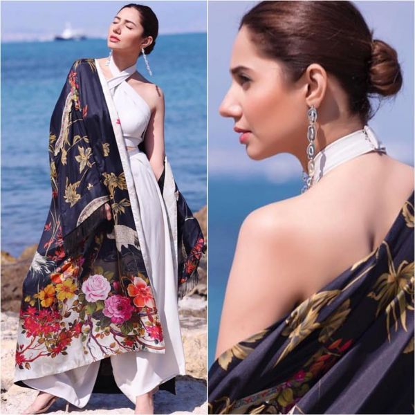 8. cannes Mahira khan