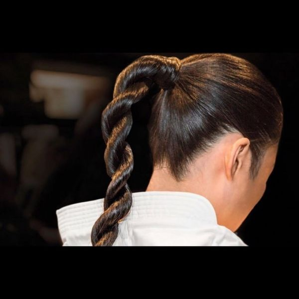 types of braids rope