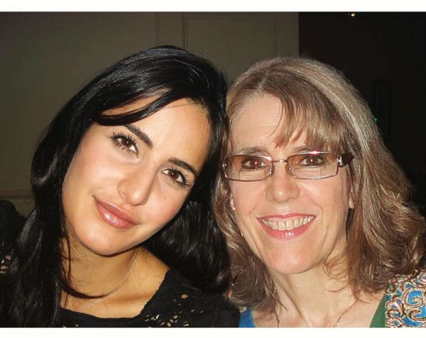 Katrina kaif and mom