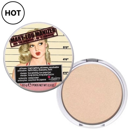 luxury  makeup  products  best-selling makeup products theBalm Mary-Lou Manizer Highlighter