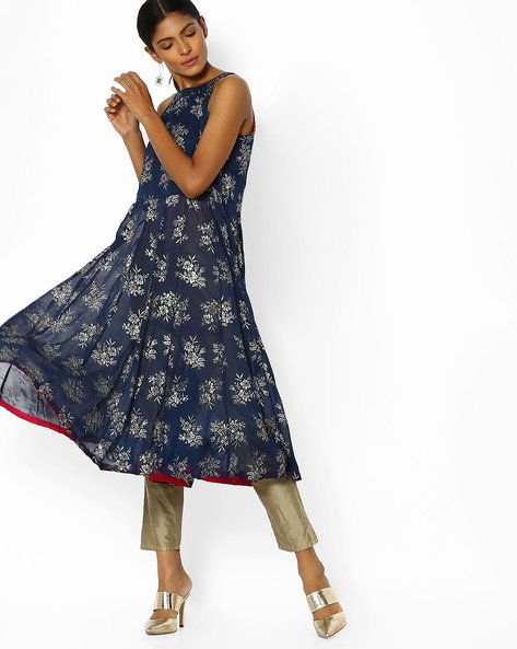 Avaasa Mix 'N match anarkali discounted kurtas look cool with jeans