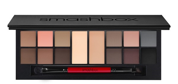 matte eyeshadow  best eyeshadow palette Smashbox Photo Matte Eyes Palette