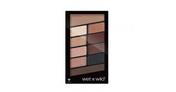 matte eyeshadow  best eyeshadow palette Wet n Wild Color Icon Eyeshadow 10 Pan Palette - Comfort Zone