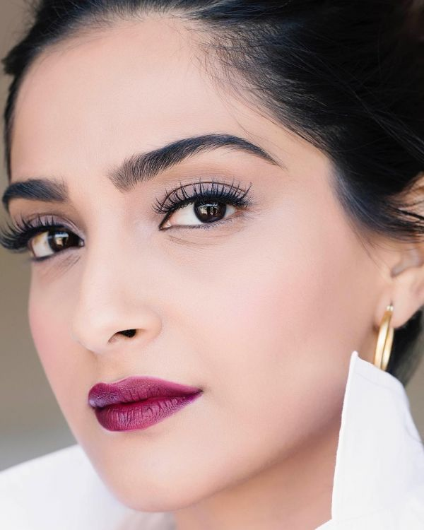 sonam kapoor cannes conceal your under eyes needed eye makeup