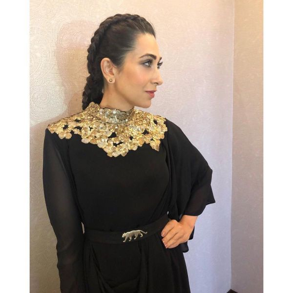 karishma kapoor indian braid instagram 2