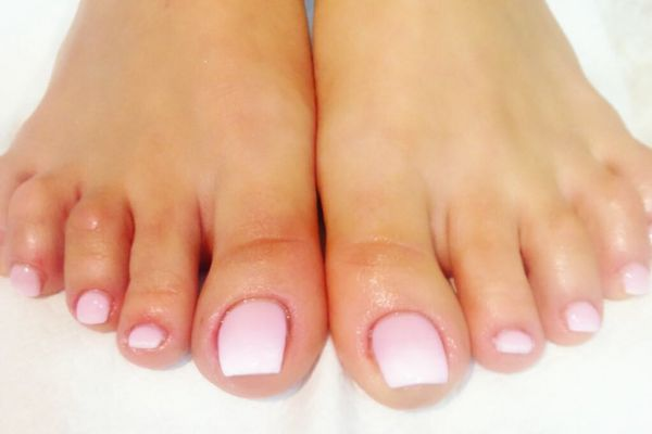 11 toe nail art summer instragram french ombre