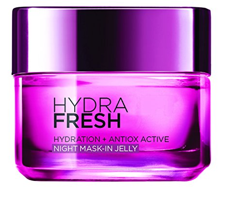 L'Oreal Paris Dermo Expertise Hydrafresh Night Jelly night skincare cream