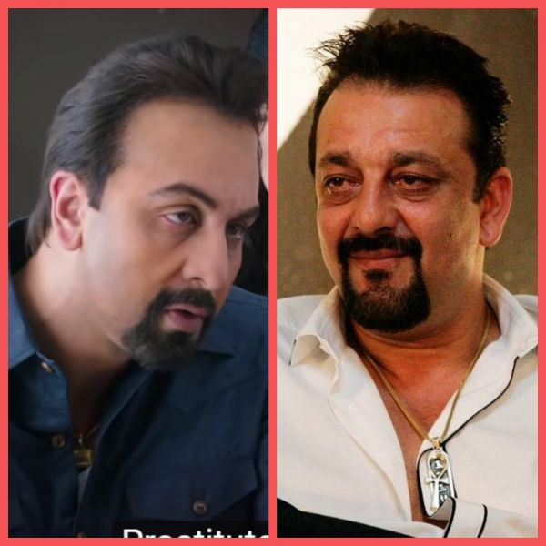 sanjay dutt gold chain