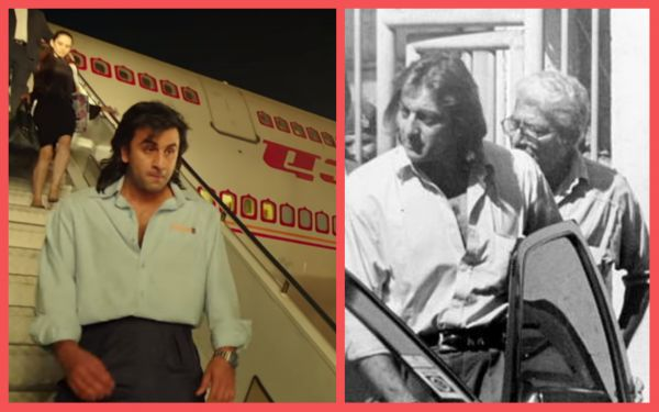sanjayy dutt first arrest