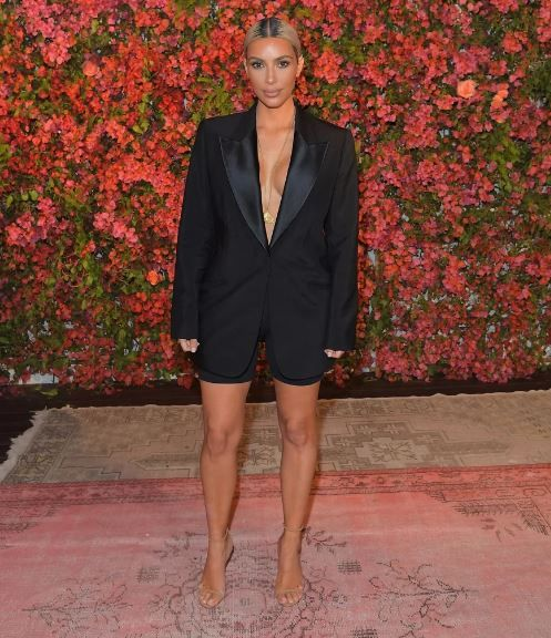 kim kardashian the long and short of it short suit