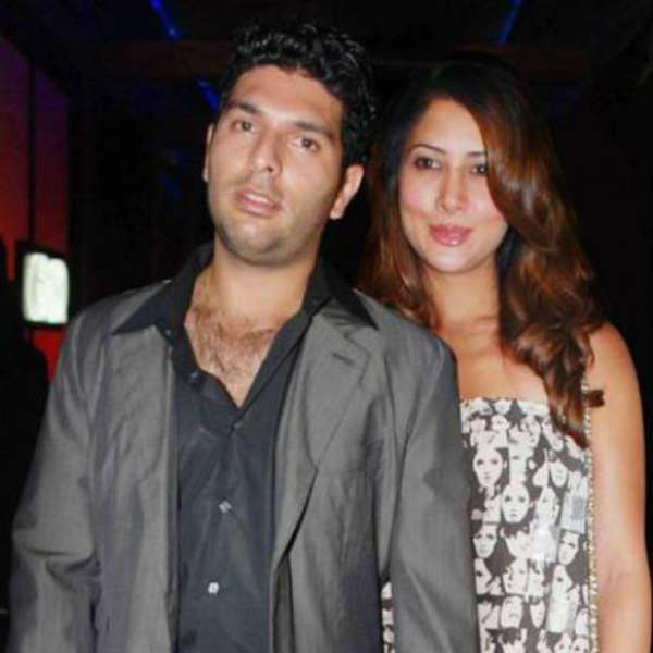 Yuvraaj-Singh-and-Kim-Sharma