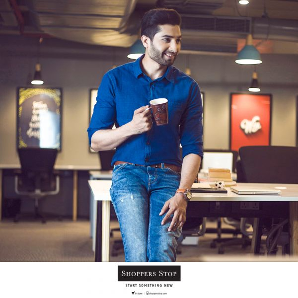 Different Ways To Style Your Denim For Work 2