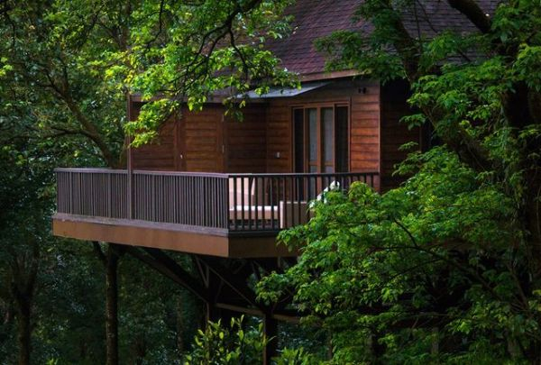 The Tamara  Coorg  Karnataka eco friendly hotels