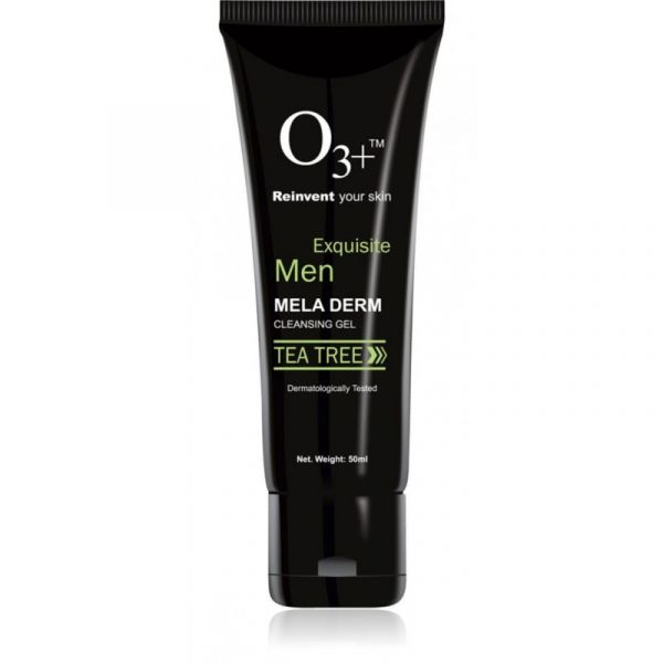 3 O3  Men Tea Tree Mela Derm Cleansing Gel