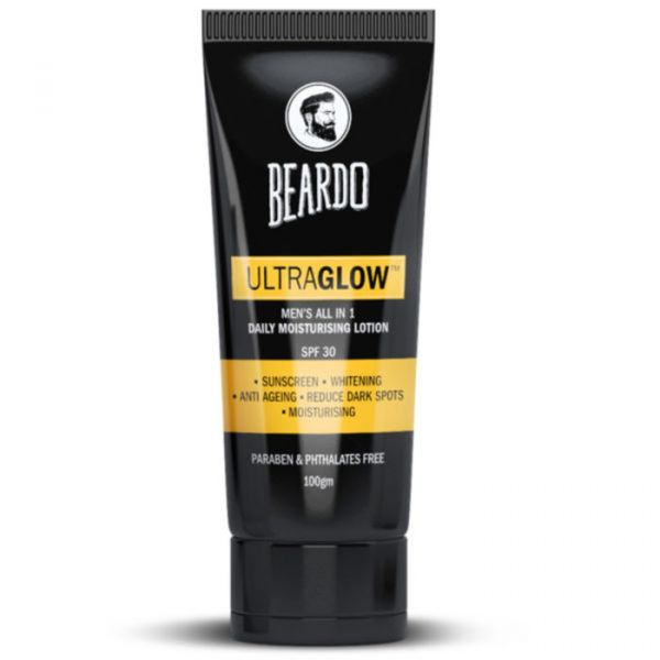 4 Beardo Ultraglow All In 1 Men's Face Lotion