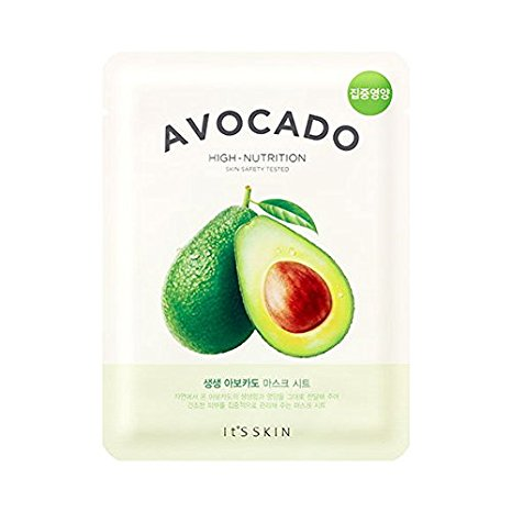 6 It's Skin The Fresh Mask Sheet - Avocado