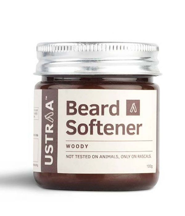 8 Ustraa Woody Beard Softener