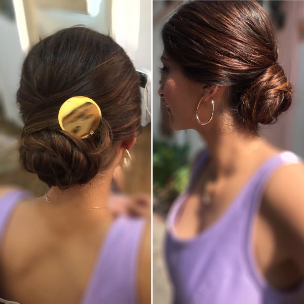 3 sonam kapoor veere di wedding hairstyle hiral instagram hair accessory