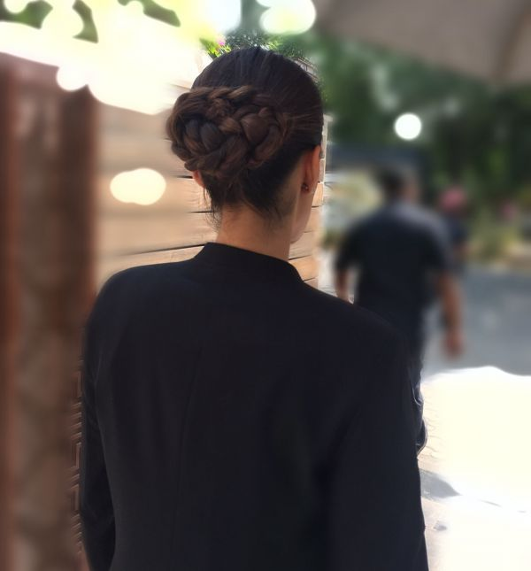 4 sonam kapoor veere di wedding hairstyle hiral instagram braided bun
