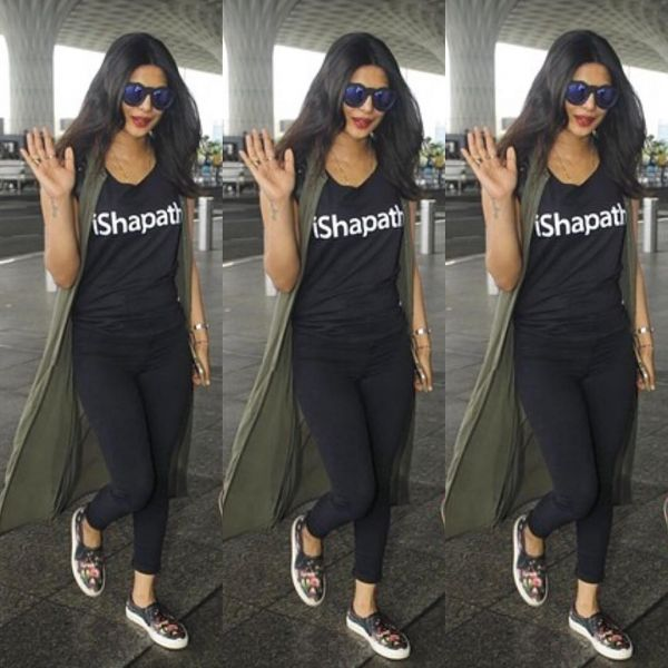 8 priyanka chopra ways to style black tights