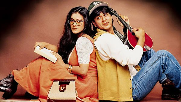 1 bollywood  - kajol as simran in DDLJ