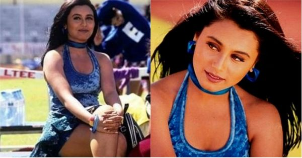 2 bollywood - rani mukherjee as tina in kkhh