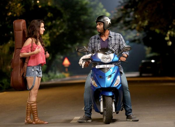 14 bollywood - shraddha kapoor half girlfriend