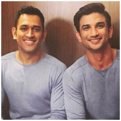 Sushant Singh Rajput IN MS Dhoni 2