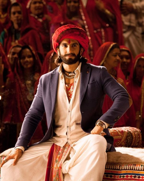 5 ranveer singh in ramleela birthday  bollywood looks we react