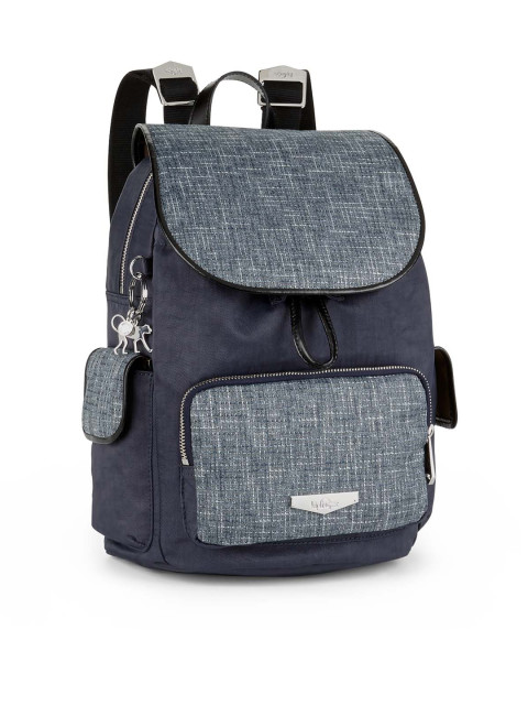 3 bags - Kipling Unisex Blue Backpack