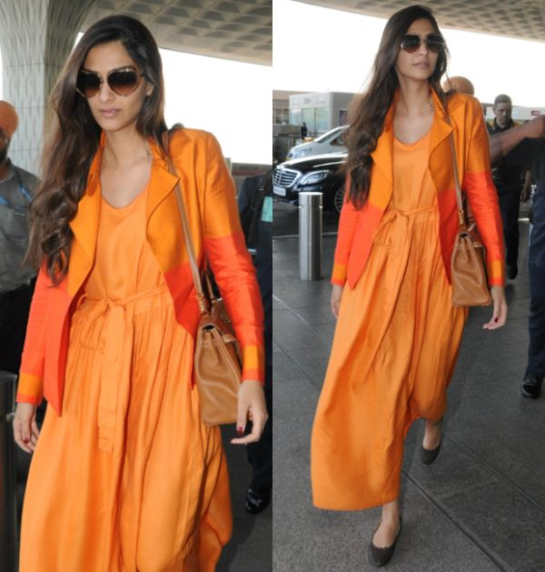 4 sonam kapoor orange is bollywood's new black