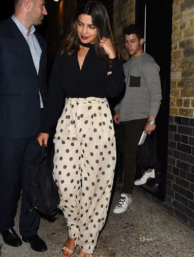 2 priyanka polka dots nick birthday