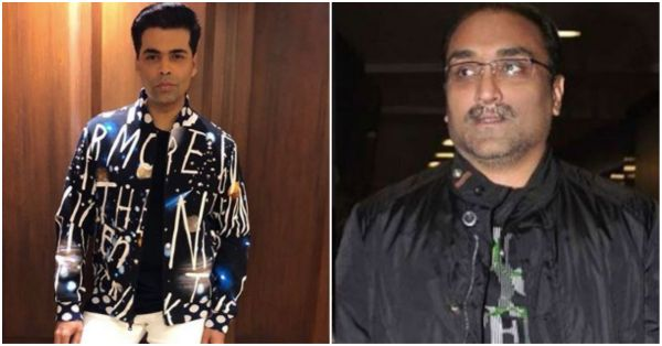 Karan Johar and Aditya Chopra