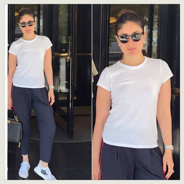 7 white t-shirt - kareena kapoor khan