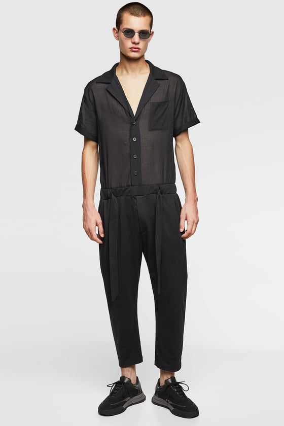 1 zara jumpsuit men's section