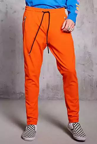 7 f21 track pants men's section