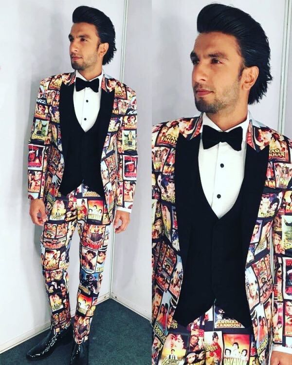 7.1 bollywood hero - ranveer singh