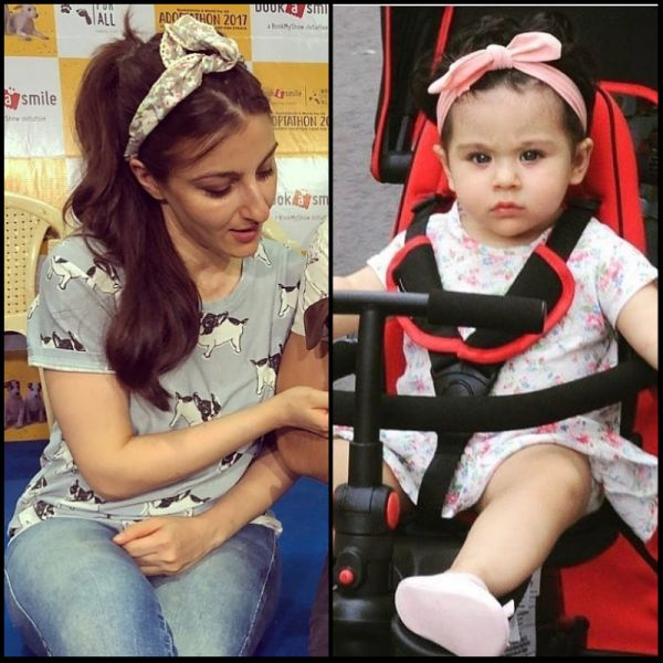 1 inaaya kemmu - soha ali khan and daughter