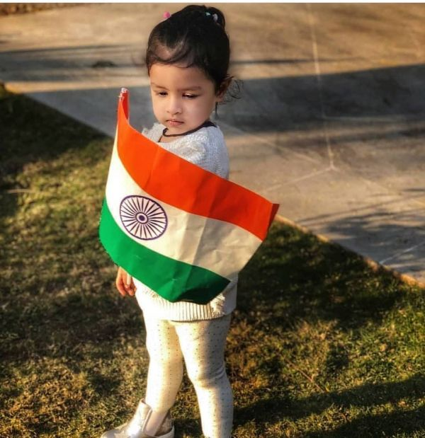 ziva dhoni misha kapoor 15th august