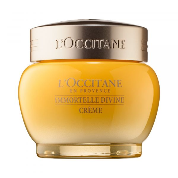 french pharmacy products online L'Occitane Immortelle Divine Creamm